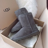 shosouvenir  UGG Fashion warm snow boots