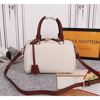 LV Louis Vuitton Empreinte LEATHER SPEEDY 25 HANDBAG SHOULDER BAG
