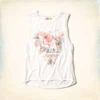 So Cal Graphic Muscle Tank