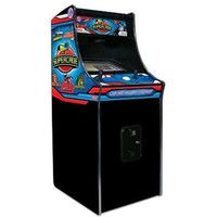 Chicago Gaming Supercade Arcade Game with 50 Games
