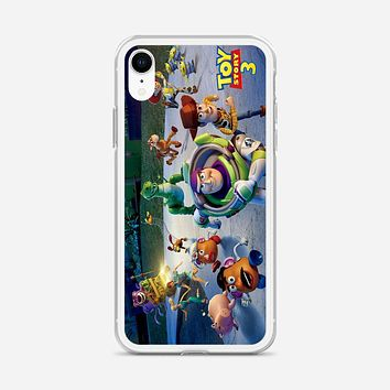 Toy Story Series 3 iPhone XR Case