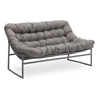 Boardwalk Beach Sofa GREY