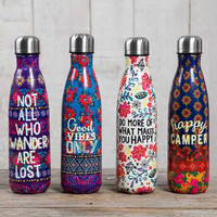 Double Wall Water Bottle