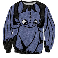 """toothless"" Sweatshirt"