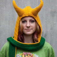 Loki Laufeyson - Avengers scoodie - Made to order