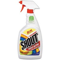 Shout Triple-Acting Laundry Stain Remover, 30 fl oz - Walmart.com