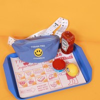 Smiley Face Fanny Pack by TYAKASHA