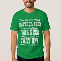 St Patricks Day Beer Party Shirt