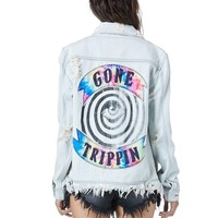 UNIF | TRIPPIN JACKET