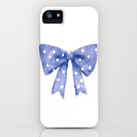 Pretty Bow iPhone & iPod Case