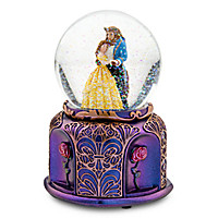 Beauty and the Beast: The Broadway Musical - Snowglobe