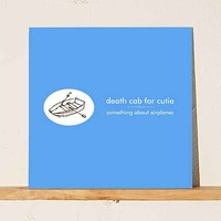 Death Cab For Cutie - Something About Aeroplanes LP