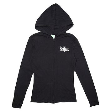 The Beatles - Green Apple Juniors Zip Hoodie