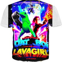 Dat Boi And Lavagirl