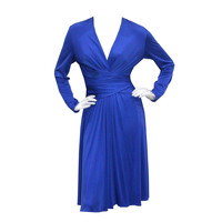 The Kate Middleton Royal Engagement Silk Jersey Wrap Dress by Issa c. 2010