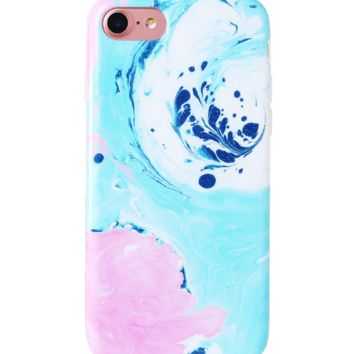 Flamboyant Marble iPhone Case - Pretty & Protective & Durable