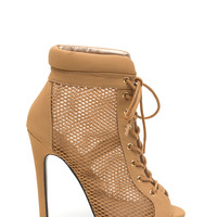 Nothin' But Net Laced Booties