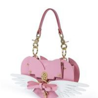 Wings Heart Bag S