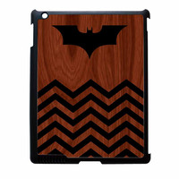 Batman And Black Chevron iPad 3 Case