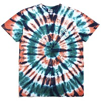 Japan SS Tie-Dye Knit T-Shirt Camelia