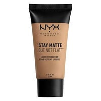 NYX Stay Matte But Not Flat Liquid Foundation - Sienna - #SMF11