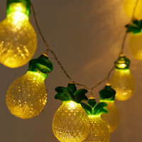 Pineapple String Lights | Urban Outfitters