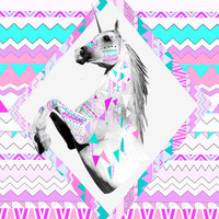▲TWIN SHADOW ▲by Vasare Nar and Kris Tate  Art Print by Kris Tate   Society6
