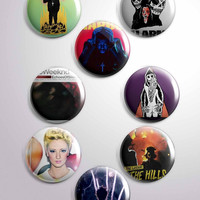 The Weeknd Starboy False Alarm Button Badges Pins Set of 13