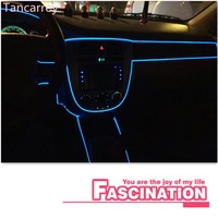 Car Styling Neon Light Decoration Strip For Mazda 2 Mazda 3 Mazda 5 Mazda 6 CX-5 CX5 CX-7 CX-9 Atenza Axela Accessories