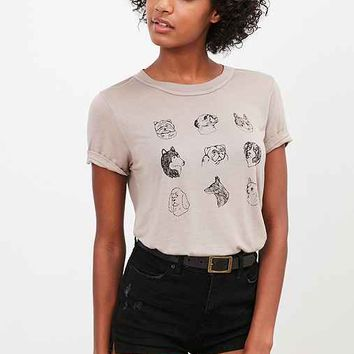 Truly Madly Deeply Dog Breeds Tee