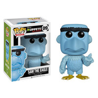 Funko POP! Muppets: Most Wanted Movie - Vinyl Figure - SAM the EAGLE: BBToyStore.com - Toys, Plush, Trading Cards, Action Figures & Games online retail store shop sale