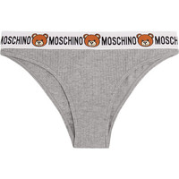 Moschino - Ribbed cotton-jersey briefs
