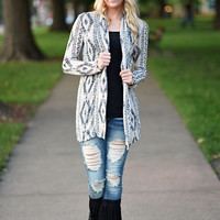 It's a Sure Thing Cardigan
