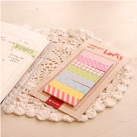 Lovely Index Sticky Note Set