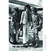 Jimi Hendrix - London 1967 Poster on Sale for $6.99 at HippieShop.com