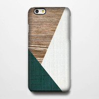 Life Style Geometric Green iPhone 6 Case/Plus/5S/5C/5/4S Protective Case #911