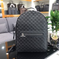 LV Louis Vuitton MONOGRAM LEATHER BACKPACK BAG