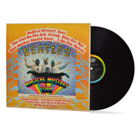 """THE BEATLES - """"Magical Mystery Tour"""" vinyl record"""