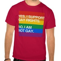 YES, I SUPPORT GAY RIGHTS