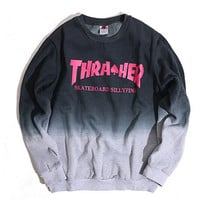Thrasher Gradient Sweatshirt