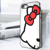 Hello Kitty Cute Red Bow iPhone 6 Case