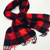 It's a Plaid World Scarf Collection