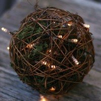 Rustic Woodland Outdoor Rustic Wedding Decoration by braggingbags