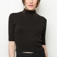 CAMIA TURTLENECK TOP