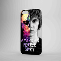 American Horror Story Tate Langdon Evan Peter iPhone Case Samsung Case GN 3D Case