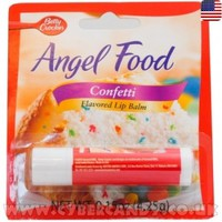 Betty Crocker Angel Confetti Cake Lip Balm