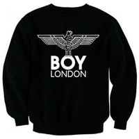 Rihana Jessie J Boy London Eagle Jumper Sweatshirt Top Must Have New Stylish