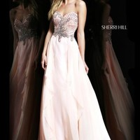 Sherri Hill 3895 at Prom Dress Shop