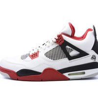 qiyi Air Jordan 4 Retro  Mars Blackmon
