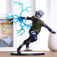 Naruto Kakashi Sasuke Action Figure Anime Figure PVC Collectible